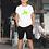 Thumbnail: Gymnastics Floor Routine Children's Sports T-Shirt