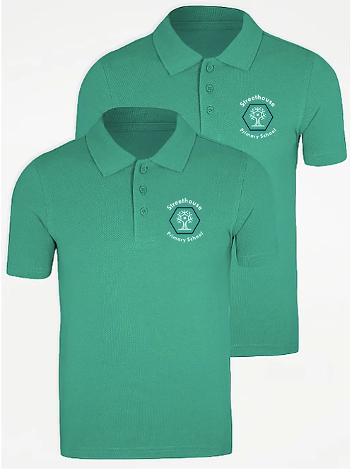 Streethouse Primary School Polo Shirt