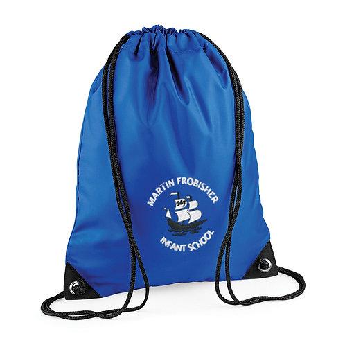 Martin Frobisher Infants School Gym Bag