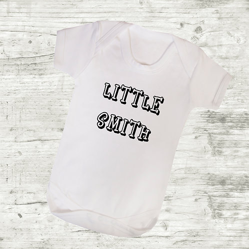 Little Name Bodysuit