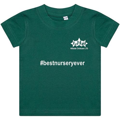 Hillside Childcare Baby & Toddler T-Shirt