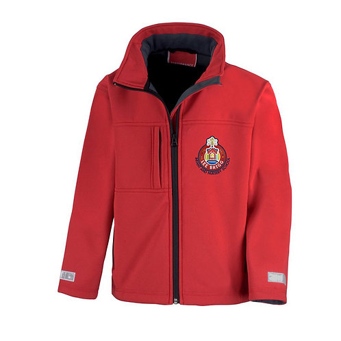 Lee Brigg Infants School Soft Shell Jacket