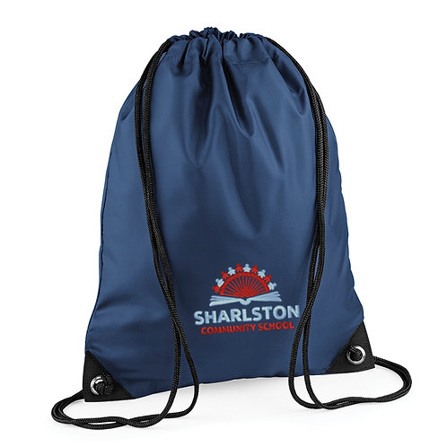 Sharlston Community School Gym Bag
