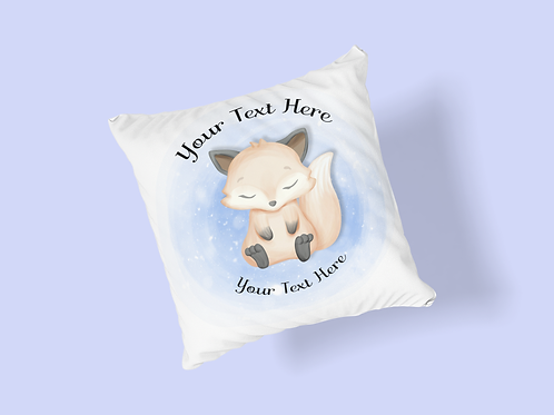 Supersoft Personalised Cushion