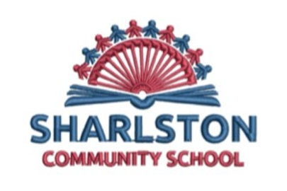 Embroidered School Logo - Sharlston Community School