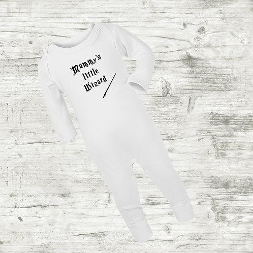 Harry Potter Mummy's Little Wizard Sleep Suit
