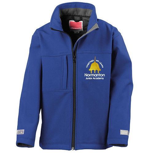 Normanton Junior Academy Soft Shell Jacket