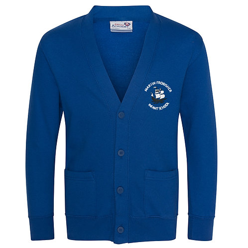 Martin Frobisher Infants School Cardigan