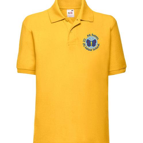 Normanton All Saints School Polo Shirt