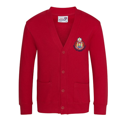 Lee Brigg Infants School Cardigan