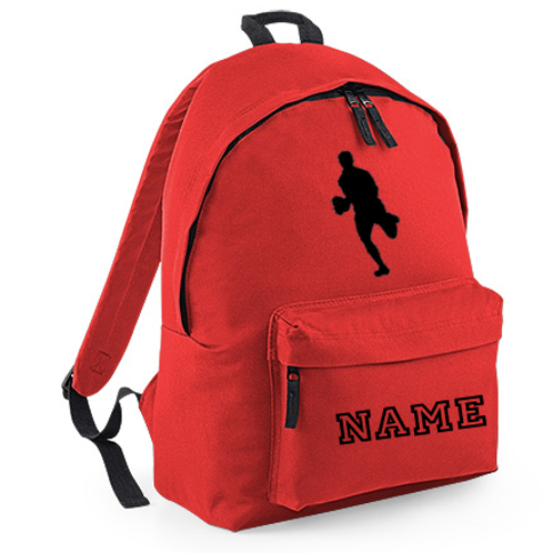 Rugby Player Rucksack
