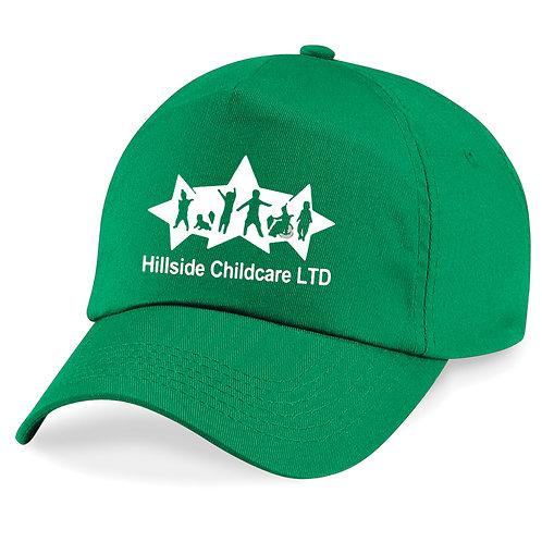 Hillside Children's Baseball Cap - Colours