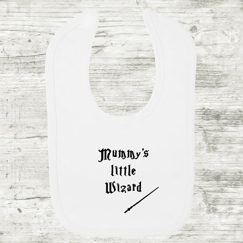 Harry Potter Mummy's Little Wizard Bib