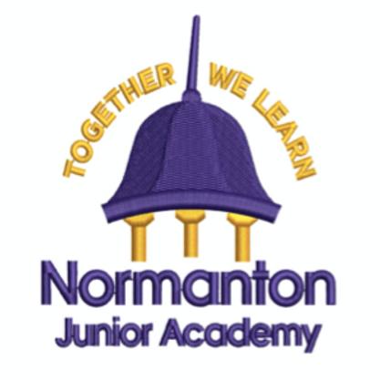 Embroidered School Logo - Normanton Junior Academy