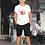 Thumbnail: Gymnastics Rings Children's Sports T-Shirt