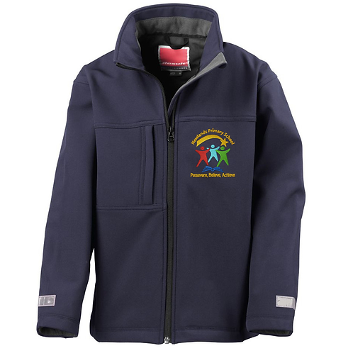 Newlands Primary School Soft Shell Jacket