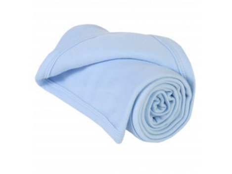 Personalised Baby Cotton Shawl / Blanket