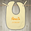 Thumbnail: Personalised Baby Bib - Name and Date of Birth