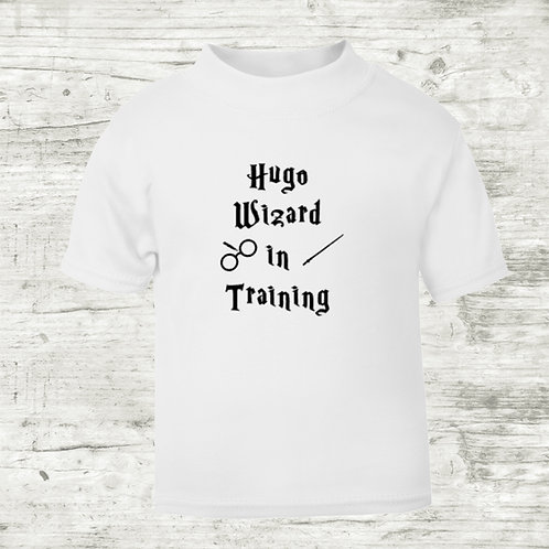 Harry Potter Wizard in Training T-shirt