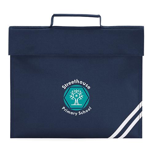 Streethoue Primary School Classic Book Bag