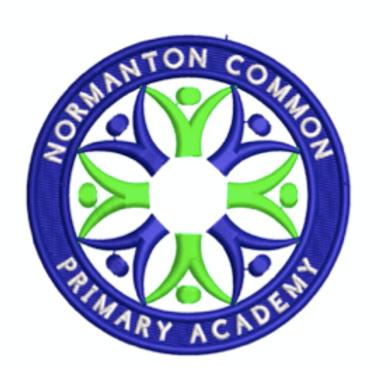 Embroidered School Logo - Normanton Common Primary Academy
