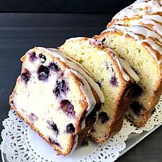 Lemon Blueberry Tea Loaf