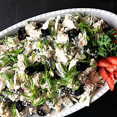 Chicken Salad with Cherries and Walnuts