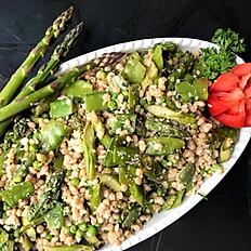 Couscous Asparagus Salad