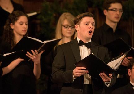 Saskatoon Symphony Orchestra Messiah 2014 - Spencer McKnight