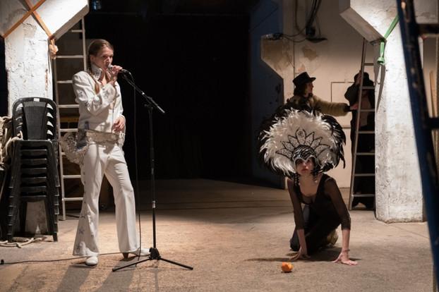 F.M.G. Transforming Faust. 2018