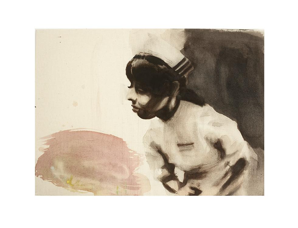Zuneigung_affection, 2014, 50 x 60 cm