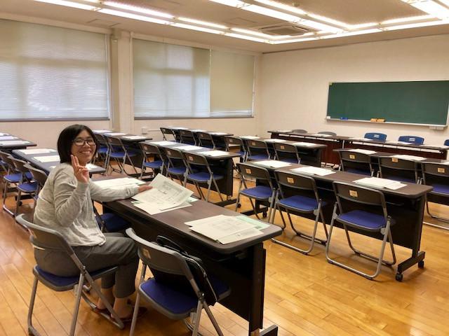 校長室ヨコの会議室