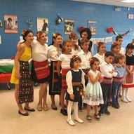 """Българското училище """"Tomken rd. Middle school"""" в Мисисага"""
