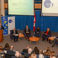 EU Talks Series - Global Security Tested