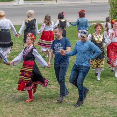 Roses of Bulgaria Initiative - Bulgarian Ministry of Education and Science - Calgary, Alberta, Canada