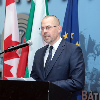 Embassy Ottawa - Bulgarian Presidency of the Council of EU - Opening night