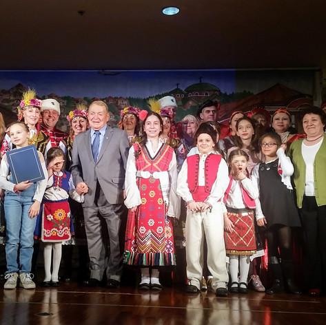"""БИПЦ """"Св. Димитър"""" - Брамптън - Тържествен концерт за Трети март"""