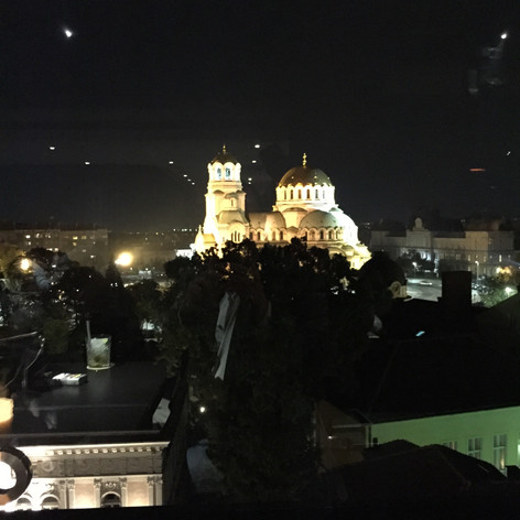 "Пламен Петков - ""Majestic Light Gracing the Dark Night"" - 15 октомври 2016 г. - София"