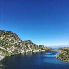 """Персиана Иванова - Езерото """"Бъбрека"""" - 15 август 2016 г. - Седемте рилски езера"""