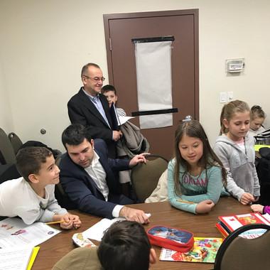 Посещение на зам.-министър Георг Георгиев в Торонто