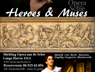 Heroes & Muses aux pays-bas