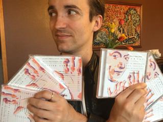 """CD """"de la mécanique des doigts"""" enfin prêt à être  distribué !! Rameau 1724"""