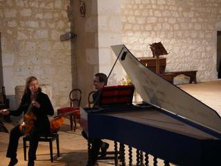 Concert Clavecin et viole de gambe