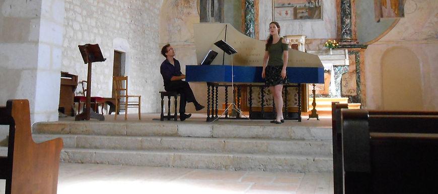 Académies d'enseignement pratique France Baroque. A partir de 2018 nous organiserons de nombreux stages et conférences autour de l'esthétique baroque et de l'inteprétation des musiques du 17ème et du 18ème siècle.