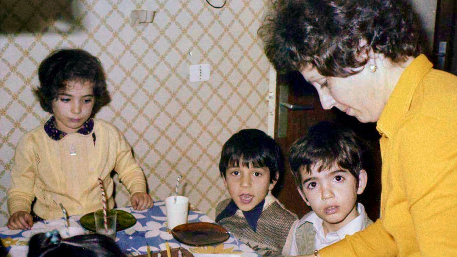 La tarta de mi madre