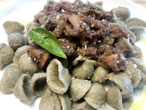 Orecchiette de la Puglia