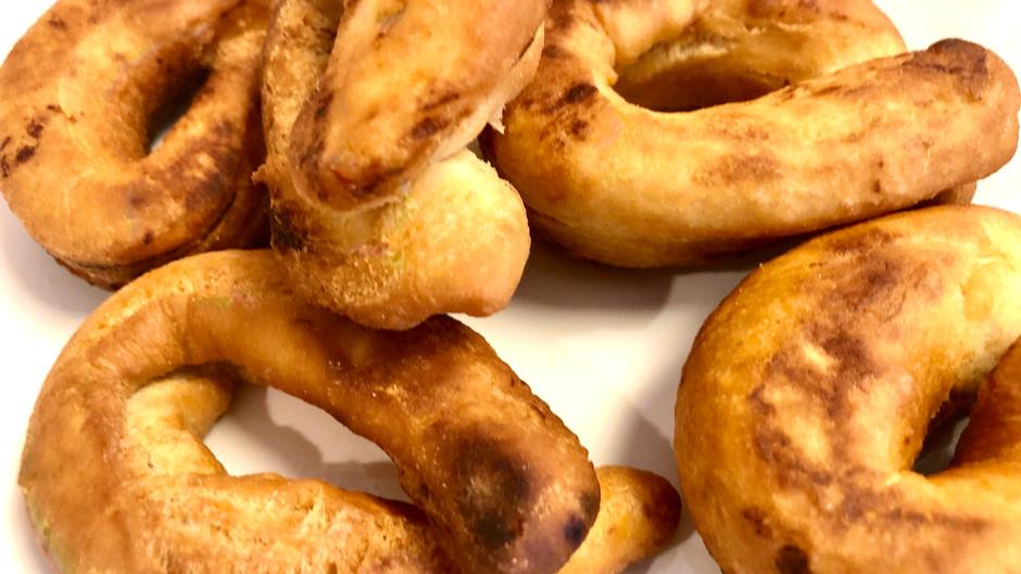 Rosquillas de la hebrea Mesodi