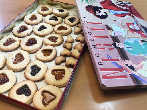 Las galletas