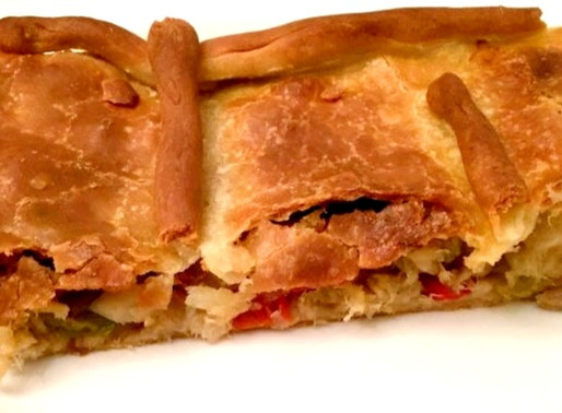 La empanada de Araceli Eiriz