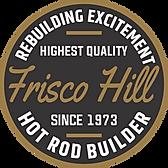 Frisco Hill Vintage Circle Logo Vector.p